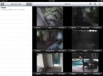 eyeZM on the iPad, monitor view