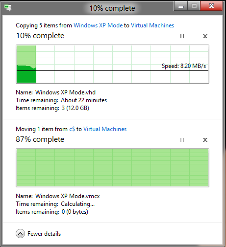 Windows 8 Consumer Preview – chmod 644