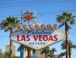 Las Vegas sign (front)
