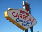 Las Vegas sign (back)