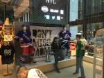 Lightning v Rangers at NHL Headquarters