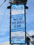 New Year's at Epcot