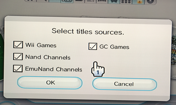 Virtual Console and WiiWare games through a USB loader