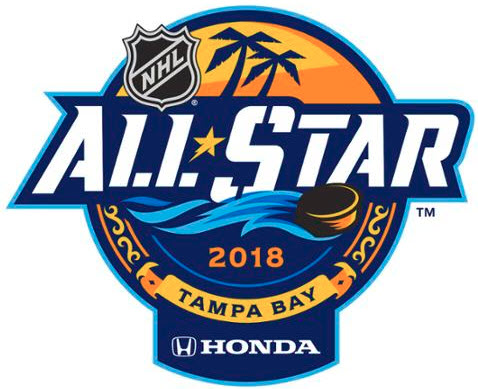 2018 NHL All-Star logo