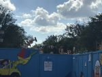 new entrance to Toy Story Land