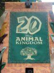 20th anniversary of Animal Kingdom