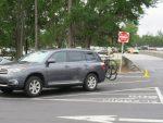 end parking spot