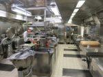 behind-the-scenes: kitchen