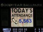 game attendance