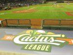 Cactus League logo