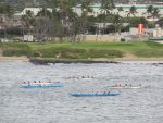 canoe club outriggers
