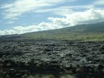 old lava flows