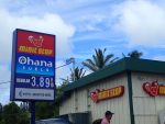 gas is not cheap in Hawaii
