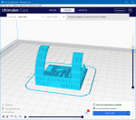 slicing in Cura