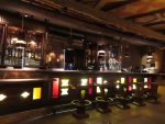 the bar at Sanaa